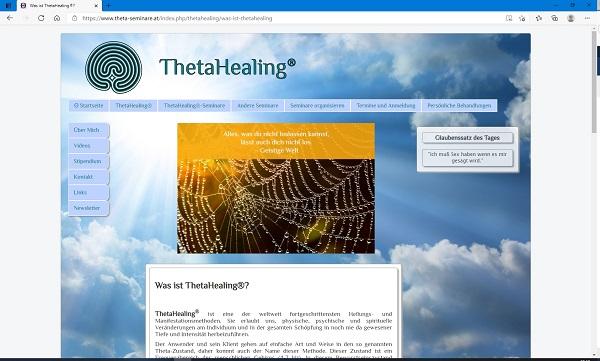 ThetaHealing Seminare